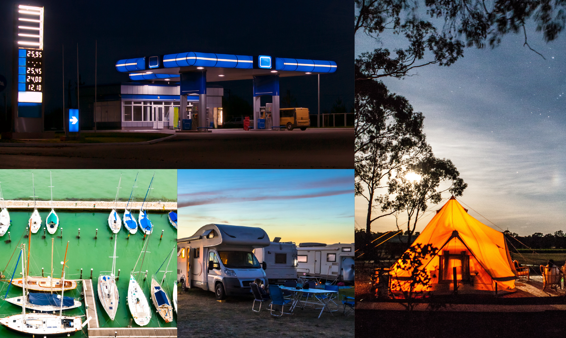 Propelair toilet is ideal for offgrid sites like camping grounds & petrol stations